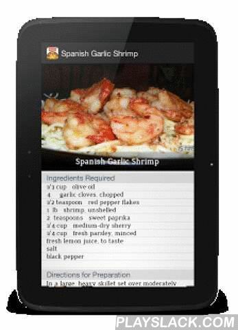 Cookbook Free : Spanish Recipe  Android App - playslack.com , Spanish recipe application brings you the collection of all tasty ,yummy spanish recipes that you would love to cook.Cooking and eating tasty, healthy food items s a great feeling. We are here with most exciting recipes across Spanish countries. In this Spanish recipe app apart from Spanish dishes you can enjoy Chinese, Italian, Spanish, Mexican, American, Indian , Continental and what more.. IYour husband, mother-in-law, children…
