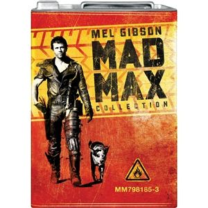 Mad Max: Limited Edition Trilogy With Petrol Can Packaging (Blu-ray)