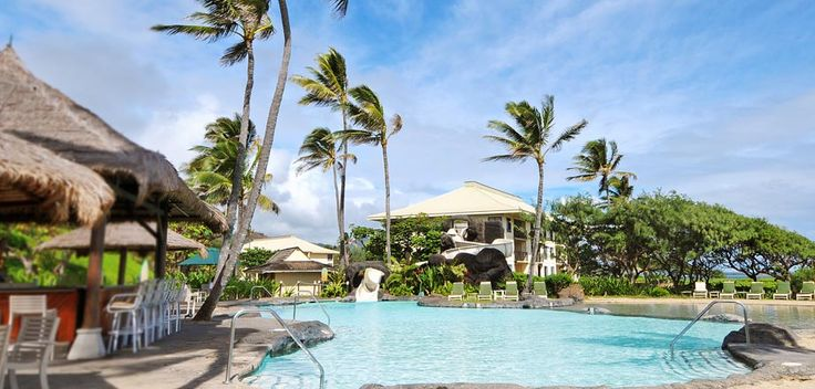 Hotel in Kauai, Kauai Hotel | Kauai Beach Resort. Pretty sure this will be my home base for a week.