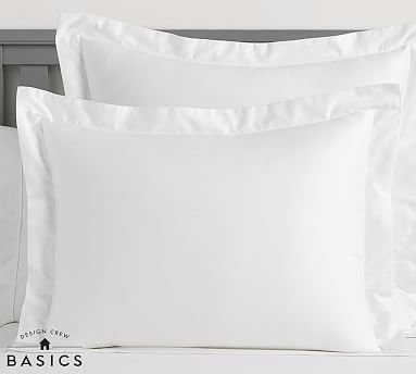 c8e67902a47d DCB 400-Thread-Count Organic Cotton Sham, King | Products | Organic ...