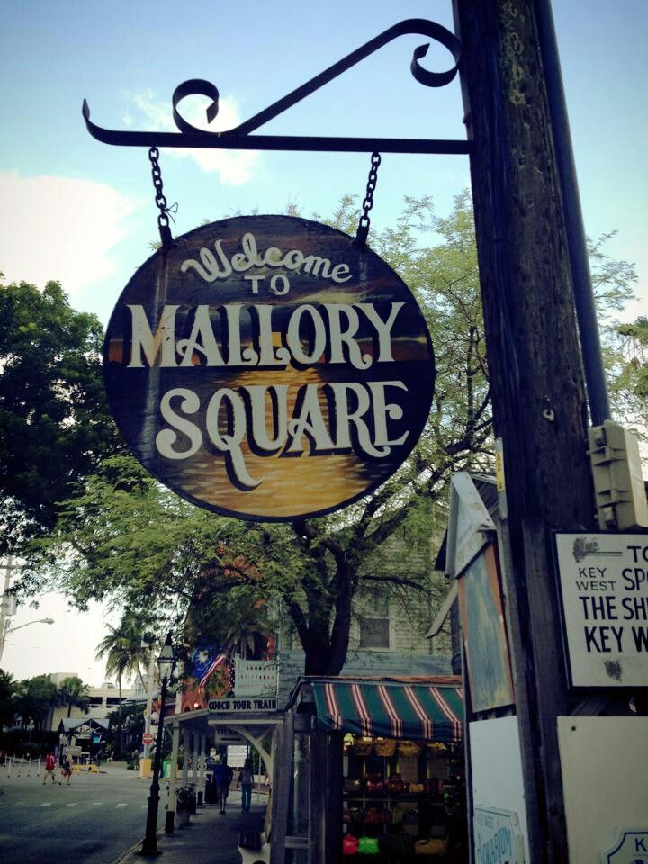 Mallory Square, Key West Florida...the place to be at sunset in Key West to watch the street performers!