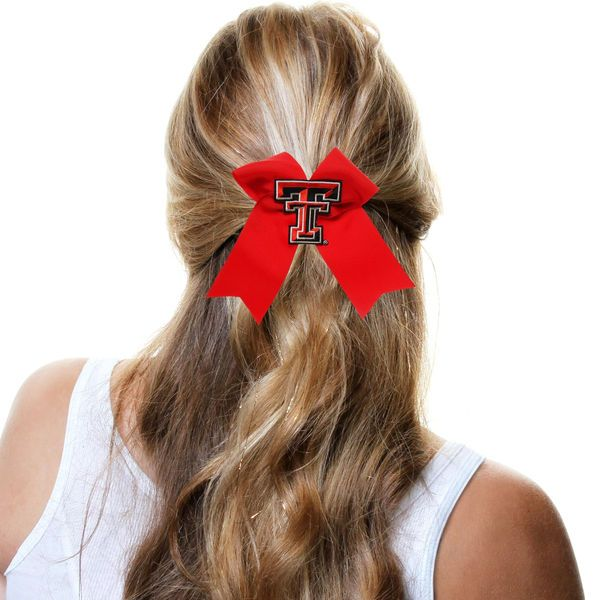 Texas Tech Red Raiders Women's Essentials Large Cheer Bow - $6.99
