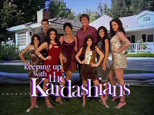 These type of shows should not be called Reality Shows but 'Trashy & Tacky'.... Watched one for the first 10mins then turned it off!! ~ Keeping Up With The Kardashians ~ awful people! They are like gypsy trailer trash!! Beautiful faces, ugly hearts!
