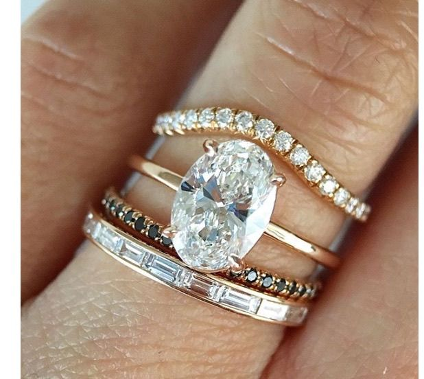4094 best one day images on Pinterest Engagements Wedding bands