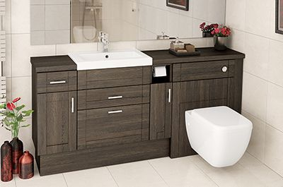 Fitted Bathroom Furniture - Mallard Bathrooms Mallard Bathrooms
