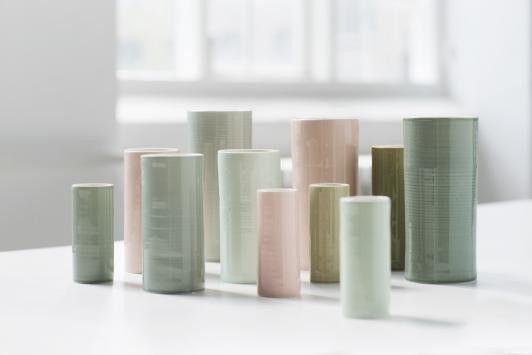 Anne Black Vases Copenhagen