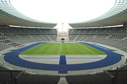 Olympiastadion (Olympic Stadium). Munich, Germany