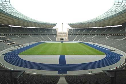 Olympiastadion (Olympic Stadium). Munich, Germany