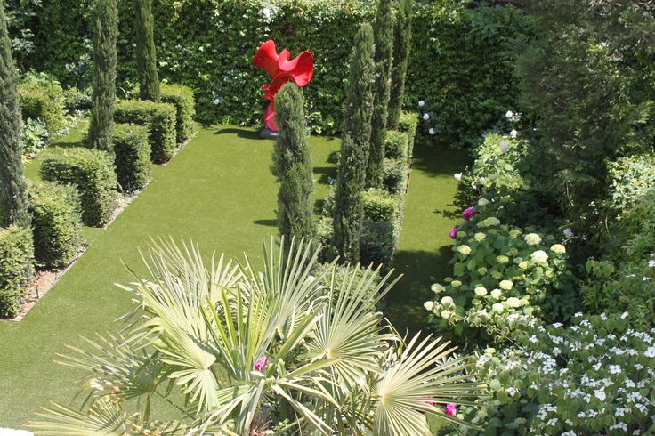 100 ideas to try about des jardins comme la campagne for Jardin xavier de chirac