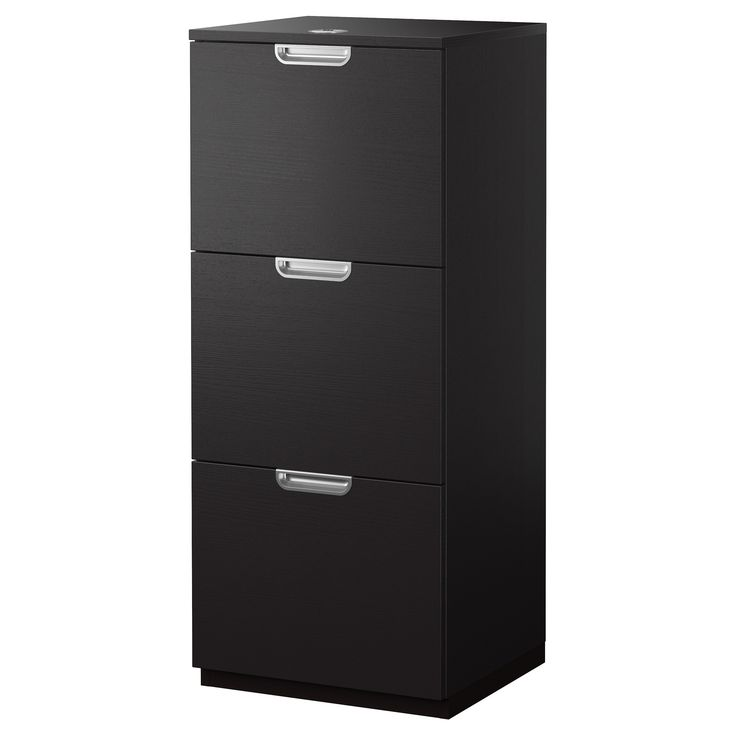 Awesome GALANT File Cabinet   Black Brown   IKEA