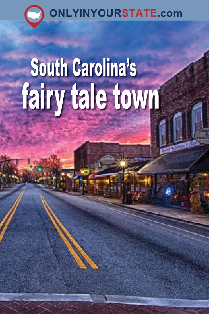 Travel | South Carolina | Fairytale | Small Town | Southern Charm | Exploring | Local Finds