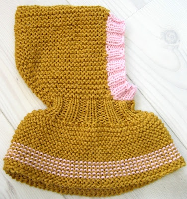 cool kid hooded hat  Pattern from Pickles: http://www.pickles.no/cool-kid-hooded-hat/