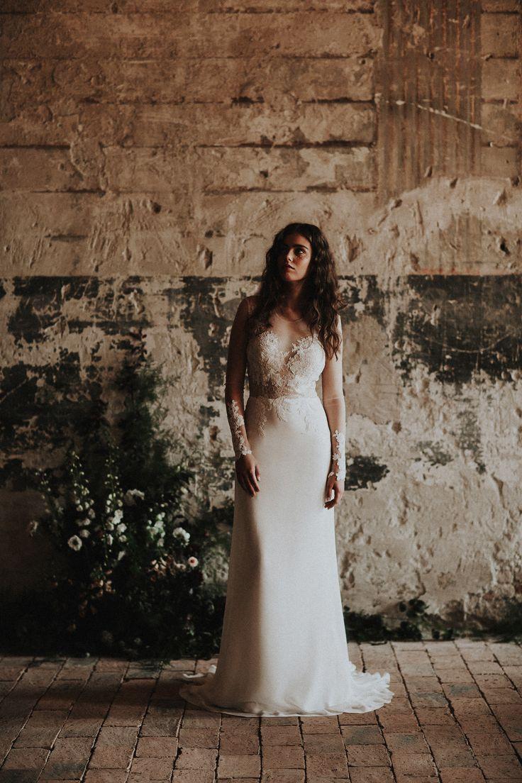 The Danube / Nora Sarman Bridal / photo Pinewood Weddings