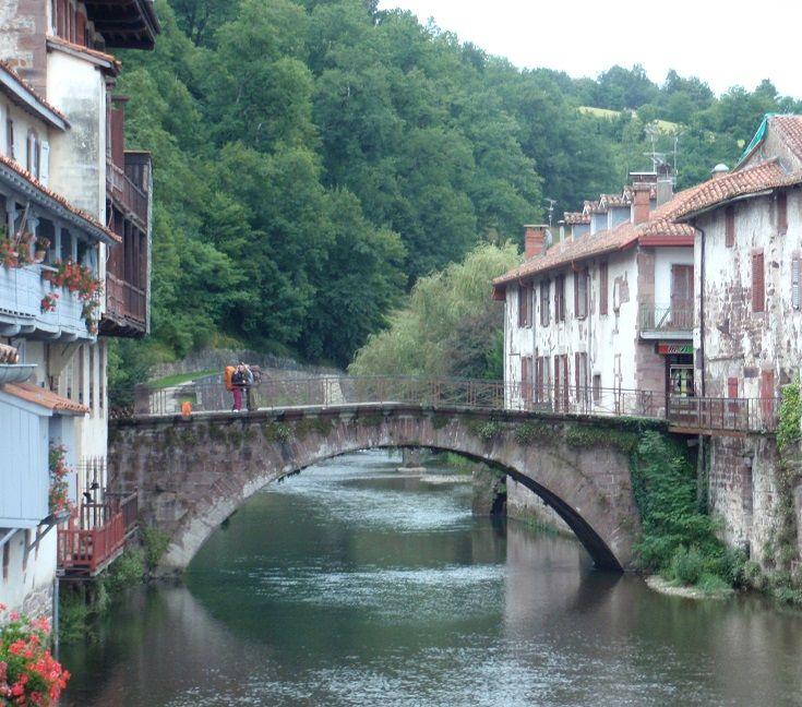230 best images about gr 65 chemin de st jacques du puy en - St jean pied de port to santiago distance ...