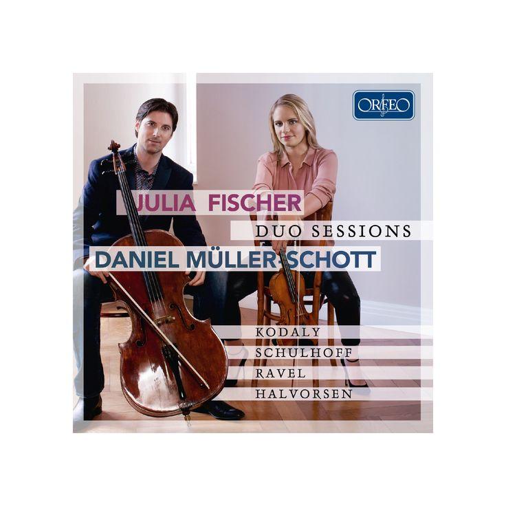 Julia fischer - Duo sessions (CD)