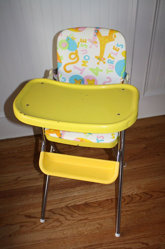 17 Best images about Vintage HighChairs on Pinterest