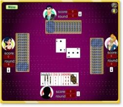 Hearts - online Hearts card game following standard rules of the game. To win, get rid of high-value cards. Player with the least points at the end of the game wins.