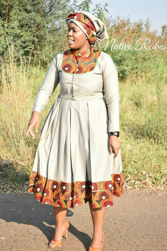 shweshwe traditional dresses for 2019 new year  pretty 4