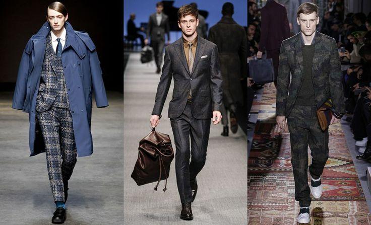Pattern suits