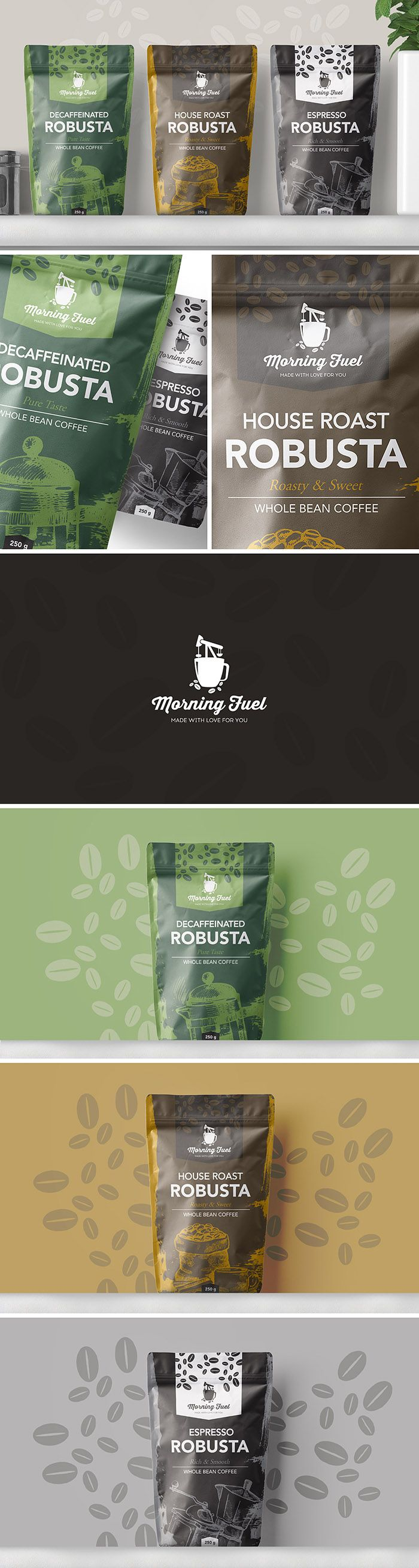 Morning Fuel Coffee