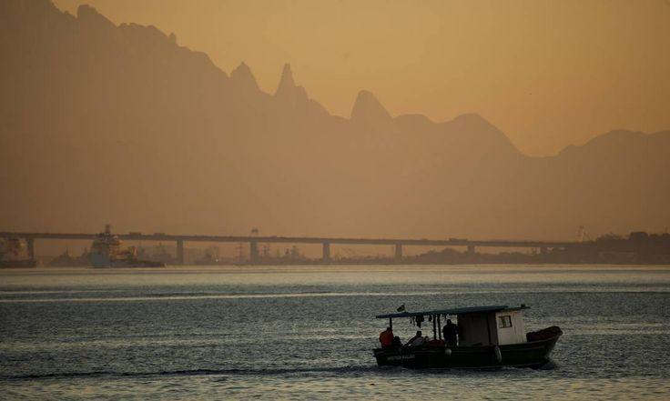 O final de semana também deve ser de calor, com temperaturas chegando aos 33 graus Foto: Guilherme Leporace / Agência O Globo