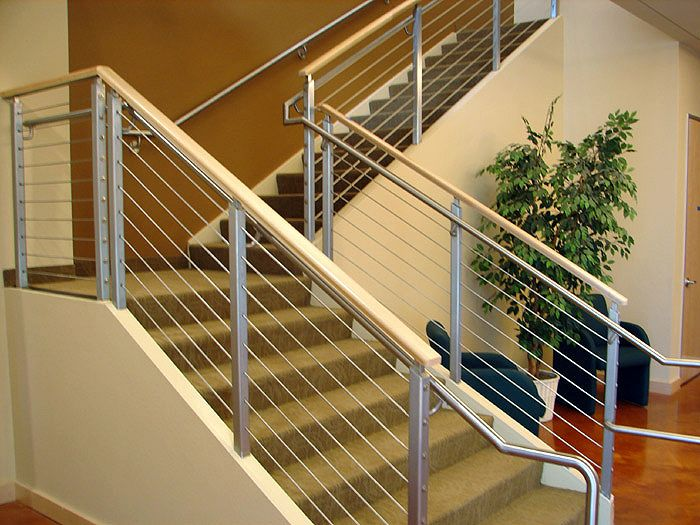 Marvelous Photo Gallery Of Ultra Tec Stainless Steel Cable Railing Systems Used In  Decks, Stairs And Other Residential Cable Railing Applications