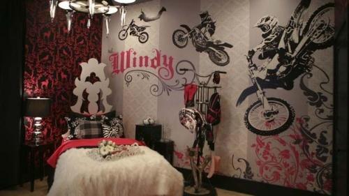 Motorcross Theme Bedroom