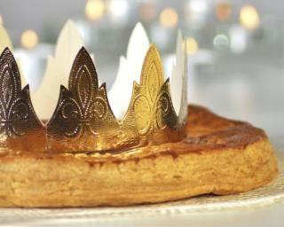 Galette des rois aux amandes sans beurre : Savoureuse et équilibrée   Fourchette & Bikini