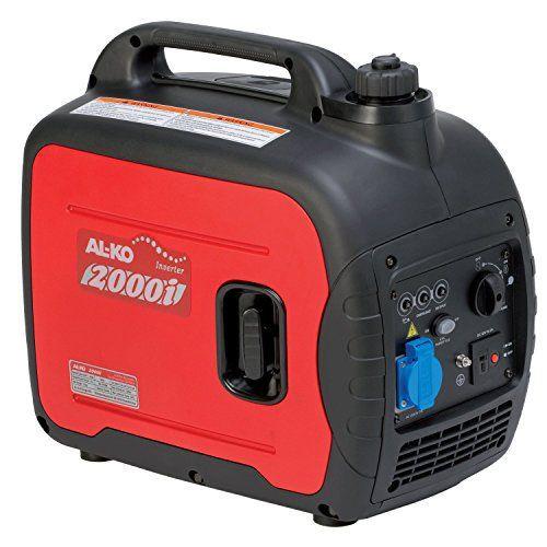 AL-KO 2000i Générateur électrique 1,8 kW: Price:858.27Générateur léger, compact pour les petits travaux Générateur électrique compacte,…