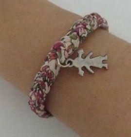 Des bijoux en biais liberty - Bijoux - Pure Loisirs