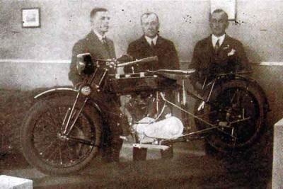Artykuł: Dane techniczne motocykla LECH - Lech 1929 MC Poland