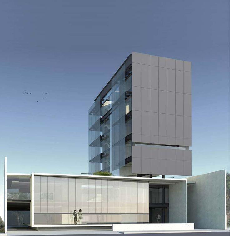 predio em sorocaba SP da Republica Arquitetura. Premio Carlos Barja Milan, categoria edificios/projetos