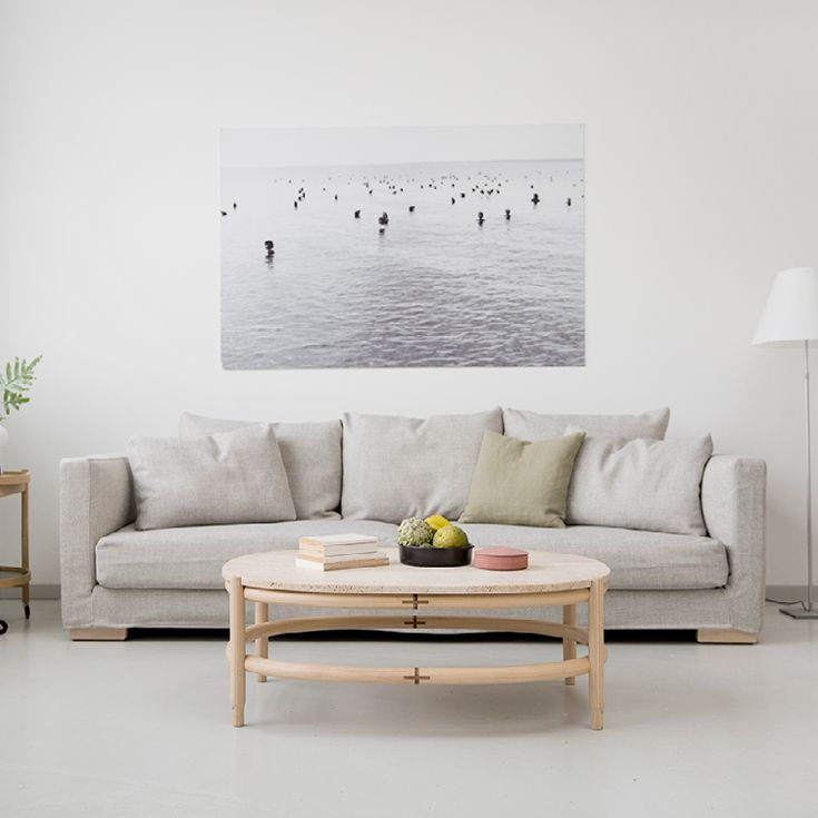 So Table sofabord fra EO Element Optimal er designet af japanske Tsukasa Goto.