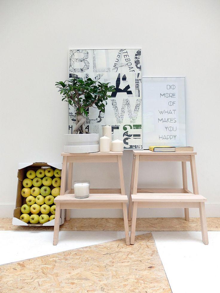 La Belle Equipe 9 --Apples as design feature