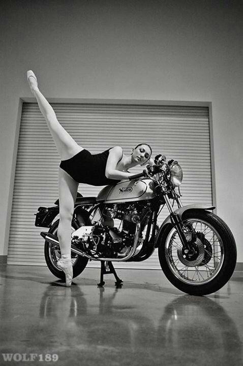 Exceptionnel Ballerina U0026 Bike By
