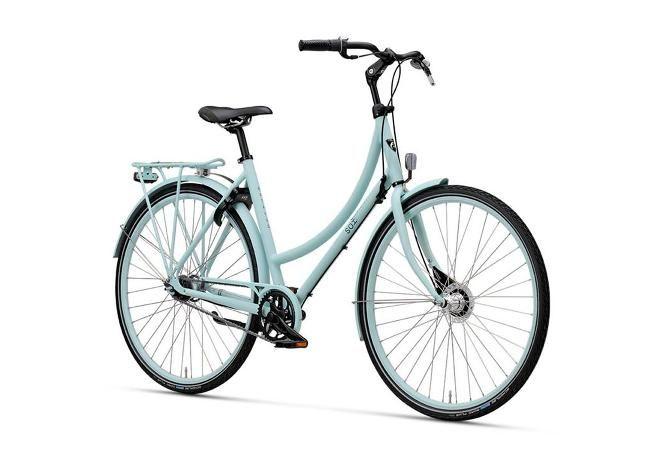 Batavus Soho Klassisk cykel i blue - Rentefri delbetaling