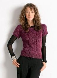 Cat. 09/10 - n° 207 Pull manches courtes FREE