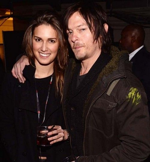 The Walking Dead Spoilers: Norman Reedus Dumps Girlfriend Cecilia Singley – Daryl Caught Flirting With Three Women!