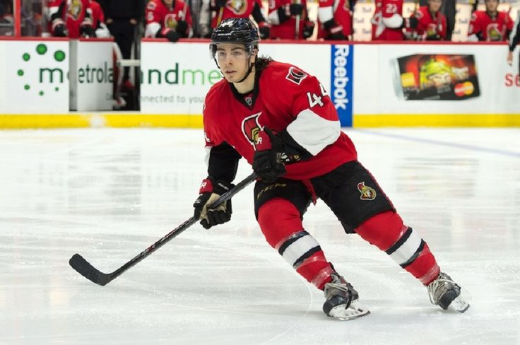 The Ottawa Senators avoided arbitration with restricted free-agent forward Jean-Gabriel Pageau on Monday by agreeing to terms on a $9.3 million, three-year contract....