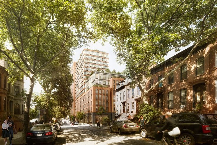 COOKFOX's second Pacific Park tower in Brooklyn breaks ground near the Barclays Center