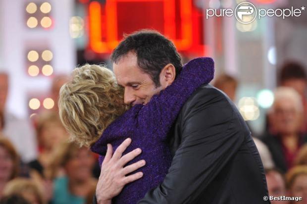 Emouvantes retrouvailles pour Jane Fonda et Christian Vadim dans l'émission  Vivement dimanche
