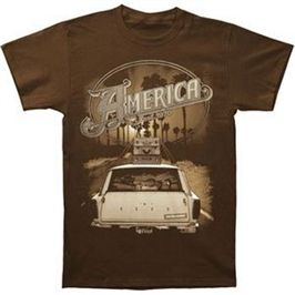 America Band Ventura Highway T-Shirt.....saw them in 2012 in Jacksonville, Oregon at Britt Festival.   Best venue ever!  Love, love, love!