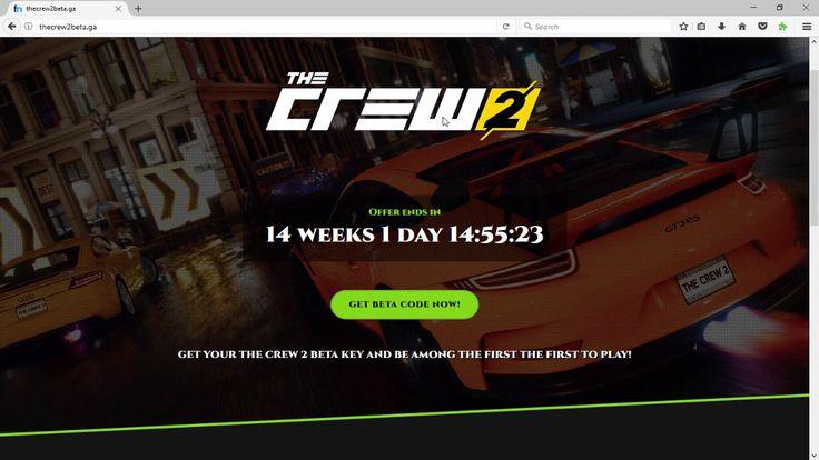the crew 2 beta gratis