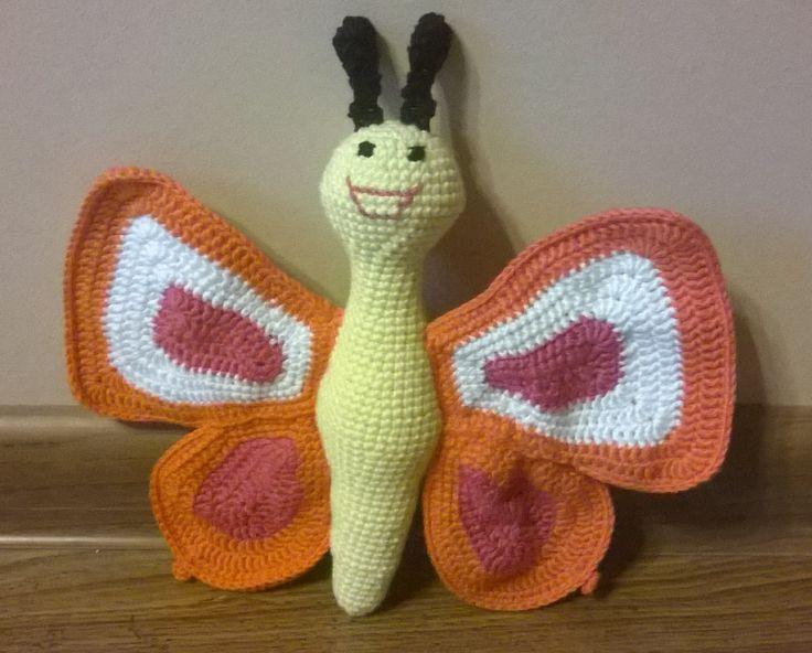 Motyl/ Butterfly