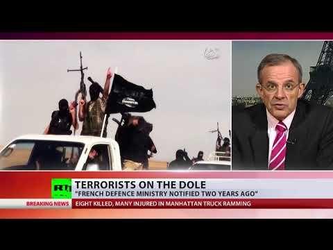 Aufgedeckt: Millionen Euro an europäischer Sozialhilfe flossen an IS-Terroristen in Syrien [Video] — RT Deutsch