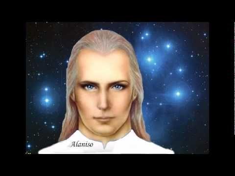 Mensaje Extraterrestre Del Maestro Alaniso - YouTube