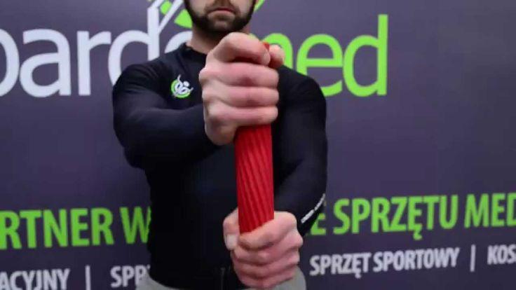 Ćwiczenie mięśni ramion i klatki piersiowej