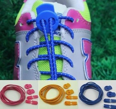 Elastic shoelaces #running shoe laces sport #triathlon lock athletic #jogging pai,  View more on the LINK: http://www.zeppy.io/product/gb/2/112050943892/