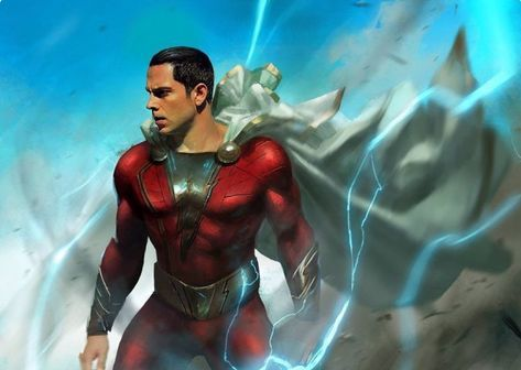 Shazam Movie Featuring Zachary Levi as the Magical Superhero Shazam, Check out what we know about Shazam Movie - DigitalEntertainmentReview.com