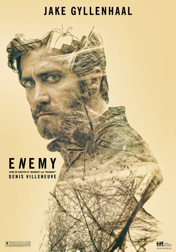 Enemy by Emre Unayli  My favourite, favourite, favourite movie of all time!